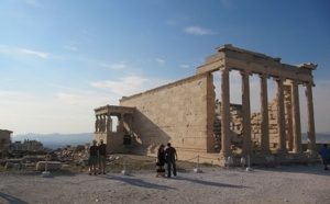 Grèce : la crise décourage les voyageurs européens