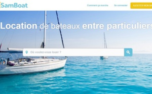Location de bateaux : SamBoat.fr lance son application mobile