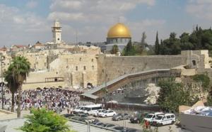 Israël : Jerusalem cherche à développer les courts séjours de voyageurs français