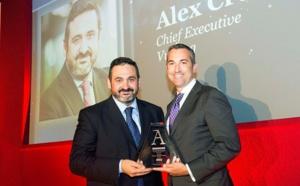 """Airline Business Awards : Alex Cruz (Vueling) récompensé dans la catégorie """"Low-Cost"""""""