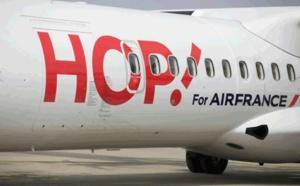 HOP! Air France : la fusion des 3 compagnies entraînera 245 suppressions de postes