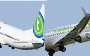 """transavia.com : certifiée atterrissage à visibilité réduite """"Cat III"""""""