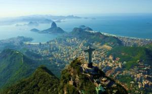 Brésil :  près de 6,5 millions de touristes étrangers en 2014