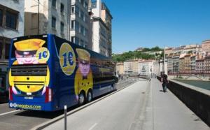 Autocars : Megabus ouvre 9 nouvelles lignes en France