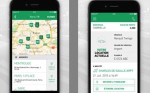 Enterprise Rent-A-Car : une nouvelle appli mobile pour réserver un véhicule