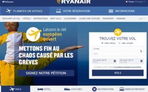 Ryanair : nouveau service de location de voitures dès le 1er septembre 2015