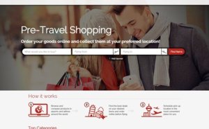 Duty free : ShopnFly, la plate-forme shopping du voyageur