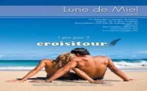 Croisitour : une mini-brochure 'Lune de Miel'
