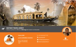 Inde : Easyway Travel Agency rejoint les réceptifs de DMCMag