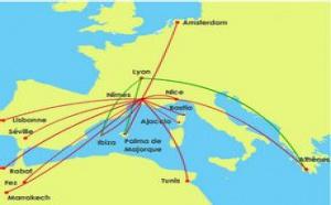 Nîmes-Garons : Eurociel, commissionnera les agences à 7%