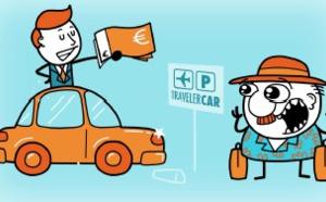 TravelerCar débarque à Toulouse Blagnac