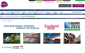 Angleterre : Couleur Rugby réalise 17 000 dossiers pour la Coupe du Monde