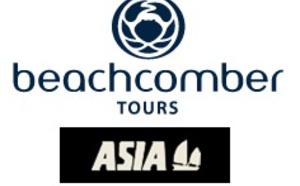 Beachcomber Tour et Asia lancent un challenge de ventes