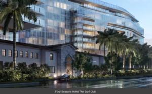 Four Seasons va ouvrir 12 nouveaux hôtels d'ici fin 2016