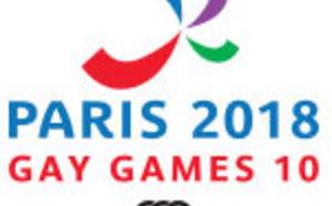 Paris 2018 : réservations pour les Gay Games dès la fin mai 2016
