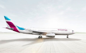 Lufthansa veut faire d'Eurowings la 3ème compagnie low cost en Europe