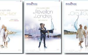 Brittany Ferries sort 3 nouvelles brochures pour 2016
