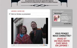 Hurtigruten mène une campagne sur le web