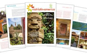 Visit Latin America : nouveau magazine bilingue pour promouvoir l'Amérique Latine