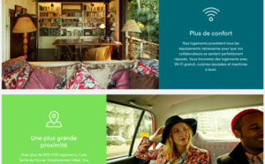 Airbnb and Uber are tackling Business tourism