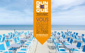 Dunkerque : 1ères Rencontres Professionnelles du Tourisme d'Affaires le 12 octobre 2015