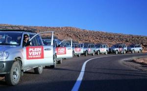 Maroc : Plein Vent sur la piste des circuits