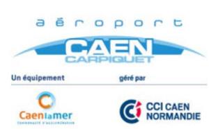 Aéroport de Caen : +15 % de passagers de janvier à fin août 2015