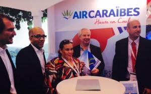 Air Caraïbes renforce ses capacités sur les Antilles