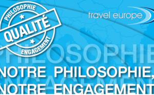 Travel Europe met en place une Charte de Qualité pour les pros