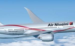 Aviareps représente Air Niugini sur le marché français