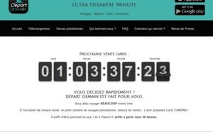 Départ Demain : Michel-Yves Labbé vise 1 M€ de volume d'affaires d'ici fin 2015