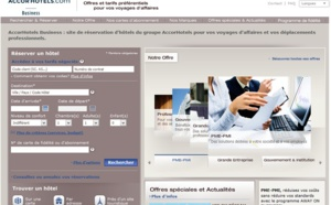 AccorHotels lance une solution pour les PME/PMI