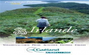 Gaeland Ashling : nouvelles brochures Irlande et Grande-Bretagne