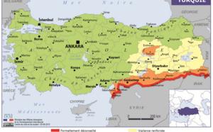 Turquie : le Quai d'Orsay appelle à la prudence même en zones touristiques