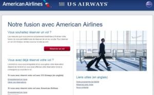 Fusion US Airways/American Airlines : faut-il réémettre les billets ?