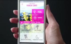 CRT Franche-comté : des fonctions plus personnalisées sur le nouveau site mobile