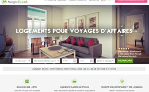 MagicEvent : l'outil de réservation BtoB destiné aux voyageurs d'affaires