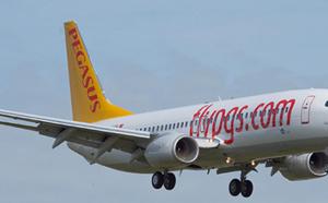 Pegasus Airlines : réduction de 30 % sur les vols directs jusqu'au 18 octobre 2015
