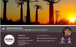 Détours Madagascar rejoint les réceptifs de DMCMag
