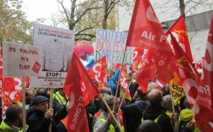 Air France : une manifestation pour rien ?
