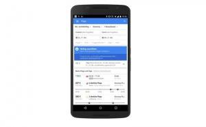 Google Flights ouvre son comparateur aux trajets en train