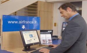 Air France : 1 billet sur 5 vendu sur Internet