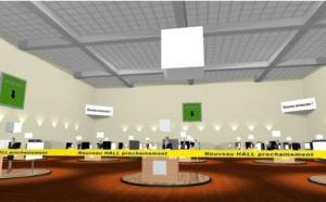 Instantanet lance son salon en 3D