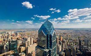 Philadelphie : le groupe M56 ouvre un observatoire panoramique en novembre 2015
