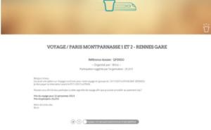 Paiement des groupes : Voyages-SNCF.com s'associe à PotCommun.fr