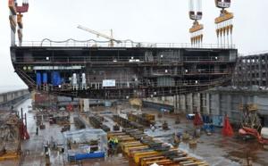 Royal Caribbean : top départ pour la construction du 4e navire de la classe Oasis