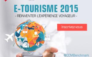 """CCM Benchmark : une conférence pour """"réinventer l'expérience voyageur"""""""