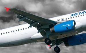 Crash dans le Sinaï : c'est le TO russe Brisco qui avait affrété le vol