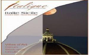 Italique édite sa brochure estivale 2008