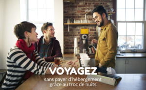 NightSwapping offers (re)assurance to fans of collaborative tourism